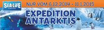 Expedition Antarktis 06.12.-11.01.2015