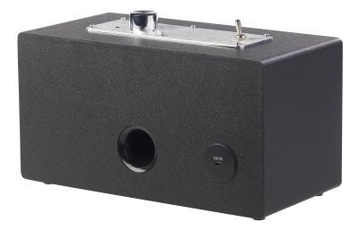 ZX 1711 4 auvisio Mobiler Retro Lautsprecher mit Bluetooth 4.1