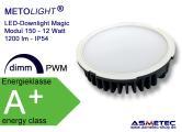 METOLIGHT LED-Downlight - Magic Modul 150 - 12 Watt-NW, neutralweiß