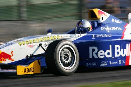 Sebastian Vettel, Formel BMW