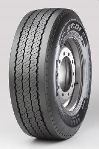 Auf THE TIRE COLOGNE 2018 präsentiert die Prometeon Tyre Group unter anderem die Reifen der Pirelli Triatholn-Linie wie den FR:01 und ST:01 sowie die Pirelli PHP Radial Agro Linie