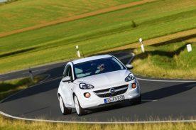 Siegertyp: Der Opel ADAM ist der bestvernetzte Kleinwagen am Markt und gewinnt den Internet Auto Award