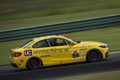 Michael Johnson, Stephen Simpson, JDC-Miller Motorsport, BMW 228i, ICTSC