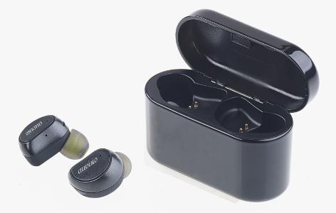 ZX 1677 2 auvisio True Wireless In Ear Stereo Headset Bluetooth 4.0 Powerbank Ladebox