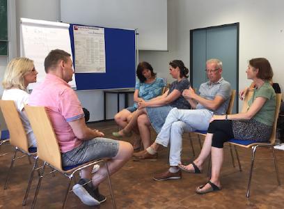 Präsenzveranstaltung im Fernstudium Mediation - integrierte Mediation / Bildquelle: A.Trossen