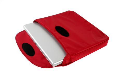 Lots of slits, slots and pockets; removable padded laptop sleeve