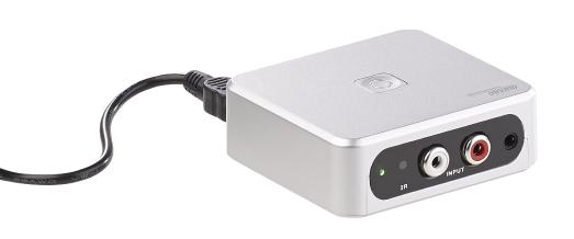 auvisio Autarker Audio-Digitalisierer mit Software Audio Restaurator Pro 8