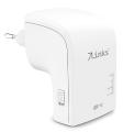 7links Dualband-WLAN-Repeater WLR-760.ac, Access-Point und Router, 750 Mbit/s, WPS-Taste / Copyrigh: PEARL. GmbH / www.pearl.de