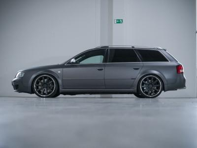 Cor.Speed Sports Wheels Europe:  Ingolstädter Power-Kombi auf DeVille Inox-Leichtmetallfelgen