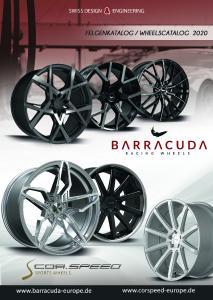 Barracuda Racing Wheels / Corspeed Sports Wheels Catalogue 2020