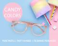 NEU bei Lensbest: Brillenkollektion CANDY COLORS!