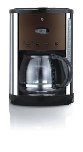 TERRA Kaffeemaschine Glas