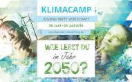 Erstes deutsches Klima Camp in Bremerhaven