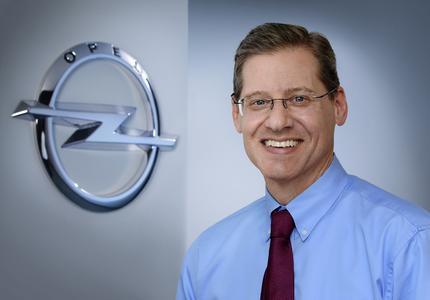 Willkommen an Bord: Phil Kienle wird neuer Vice President Manufacturing von Opel/Vauxhall und Mitglied der Geschäftsführung der Opel Group © GM Company