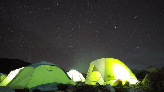 Pressebild Camp Kilimanjaro