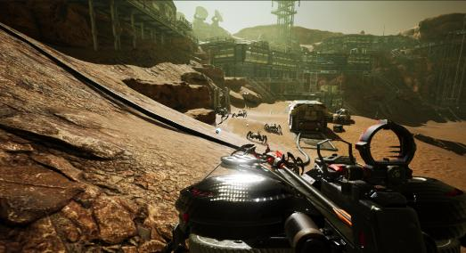 Das Planeten-Survival-Spiel 'Memories Of Mars' landet heute auf PlayStation 4, Xbox One und PC