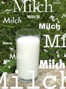 Milch hat viele Facetten