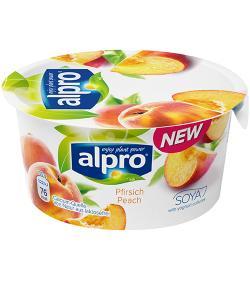 Alpro® Soja-Joghurtalternative, Pfirsich