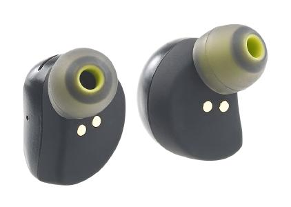 ZX 1677 7 auvisio True Wireless In Ear Stereo Headset Bluetooth 4.0 Powerbank Ladebox