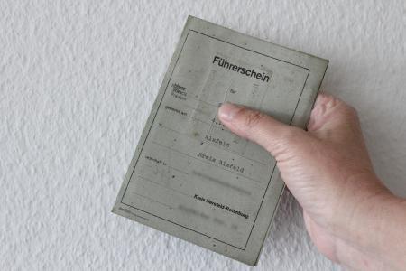 Ab sofort können bei der Vogelsberger Verkehrsbehörde die alten Führerscheine umgetauscht werden, Foto: Gaby Richter/Vogelsbergkreis