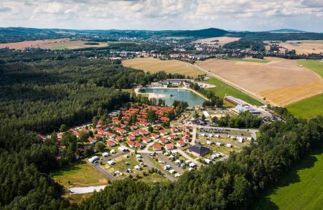 Der Trixi Ferienpark im Naturpark Zittauer Gebirge