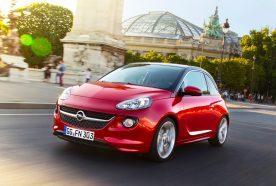 Erfolgreicher Lifestyle-Flitzer: Der Opel ADAM fand im Oktober 1.923 neue Besitzer – ein Plus von 13 Prozent gegenüber dem Vorjahresmonat