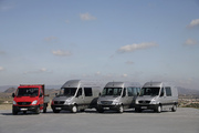 Daimler AG invests in expansion of Sprinter production