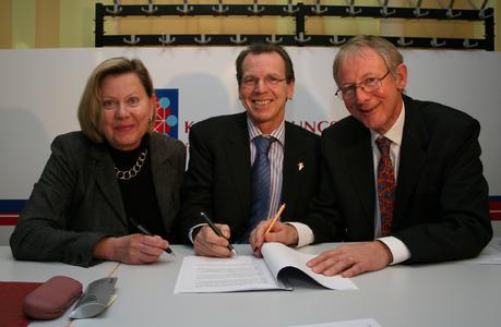 Kooperationsvereinbarung für Kinderschutz unterzeichnet
