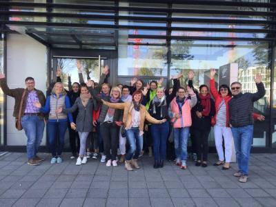 Teilnehmergruppe Praxis-Betriebswirt/in
