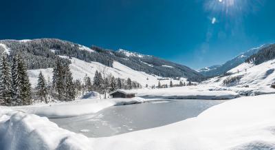 Ein Traum für Wintergenießer, die Schönangeralm