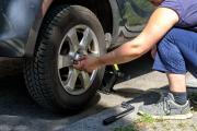 Rückentipp Reifenwechsel