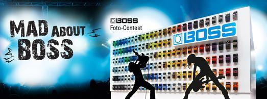BOSS Foto-Contest