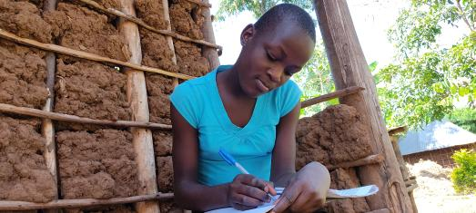 When Uganda was locked down in March due to Covid-19, 15 million school children were affected. Many of these children are vulnerable. Judith, 13, is one of these children. As a member of a child headed family, she shares her experience of the lockdown, its effect on girls like her and World Visions impact on her education in an emotional letter