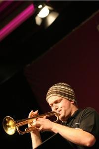 Frederik Köster bei einem seiner Auftritte
