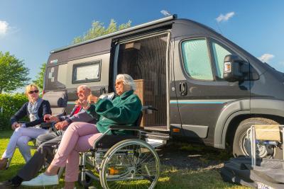 Spezieller Prospekt für Wohnmobilisten in Schleswig-Holstein