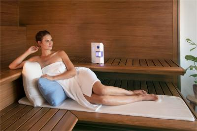 Combating the winter blues with saunas and salt