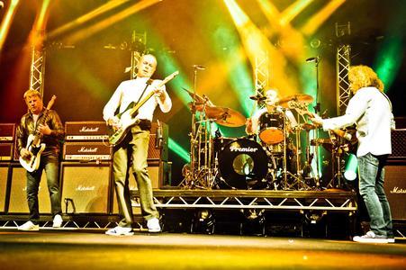 Die Rock-Sensation des Jahres: STATUS QUO feiern Reunion (Foto: Danny Clifford)