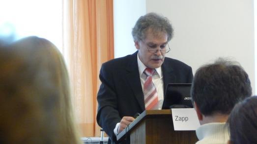 Prof. Dr. Zapp, Wissenschaftlicher Leiter der Studie