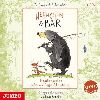 """Cover """"Hörnchen und Bär"""""""