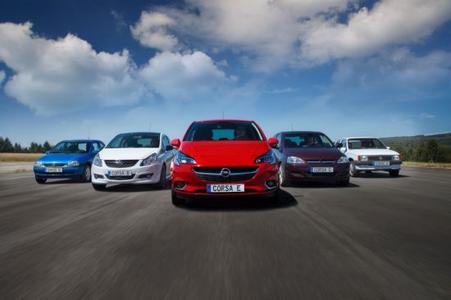 Opel enthüllt Corsa der fünften Generation
