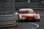 Drei BMW M4 DTM in turbulentem Qualifying in den Top-10