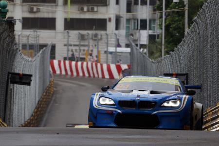 Marco Wittmann, BMW M6 GT3, FIST - Team AAI, FIA GT World Cup, Macau