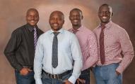 Konzert namibischer Künstler in der Kapelle Friedensau