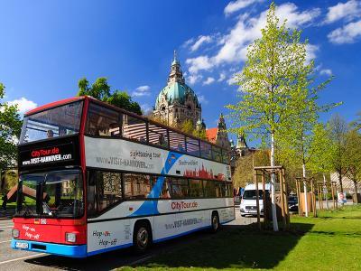 Stadtrundfahrt - Hop-on Hop-off