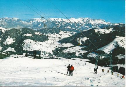 Schlepplift auf den Schatzberg