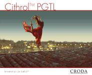 Discover Effortless Performance with Croda's New Emulsifier Cithrol™ PGTL