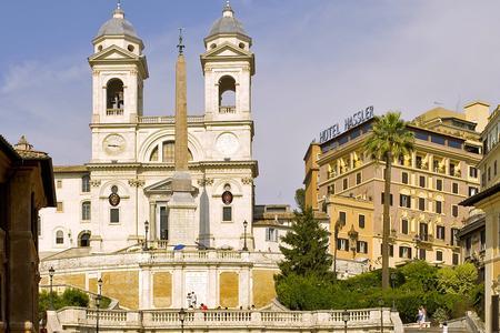 Das Hassler an der Spanischen Treppe in Rom: Zeitloser Luxus für die ewige Stadt