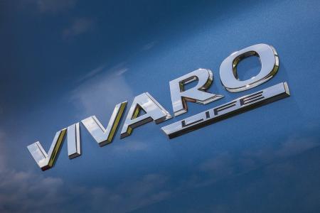 Weltpremiere des neuen Opel Vivaro Life