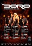 "DORO ""Strong And Proud - 30 Years Of Rock And Metal"" (VÖ: 24.06.16)"