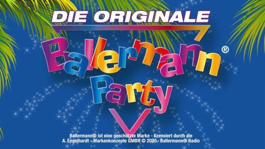 Die originale Ballermann Party 2021/ 2022 mit TOP DJs an Ihrem Wunschort.